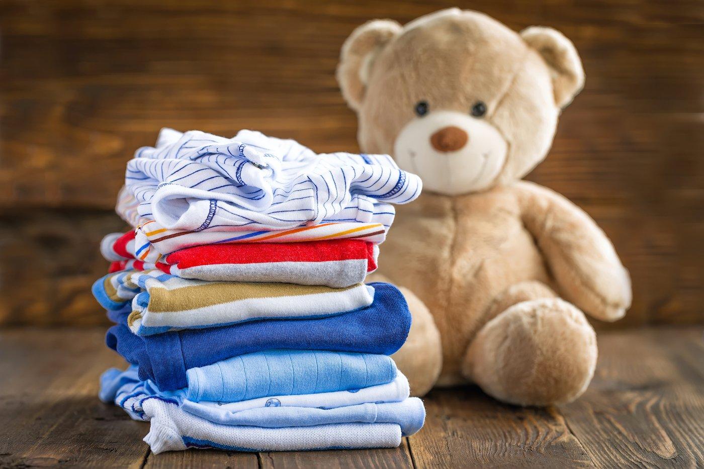 Wat u wel en niet moet doen tijdens het winkelen Babykleding